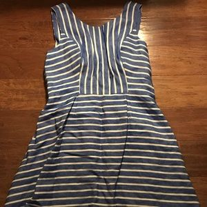Vineyard Vines striped day dress...never worn